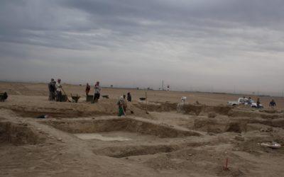 Scavi archeologici riportano alla luce resti di città cristiana vicino a Najaf nel Sud dell'Iraq