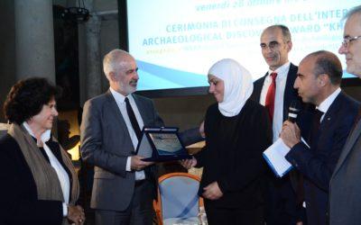 """Il Premio """"Khaled al-Asaad"""" alla scoperta dell'antica città dell'eta del Bronzo nel Kurdistan irachenon"""