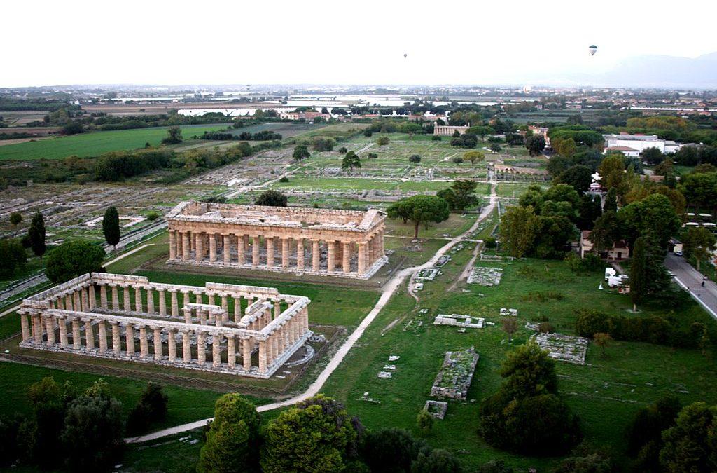 """قصص الحضارة،  حاضرة """"پيستوم"""" الإيطاليّة سِفرٌ لعبور الحضارات"""