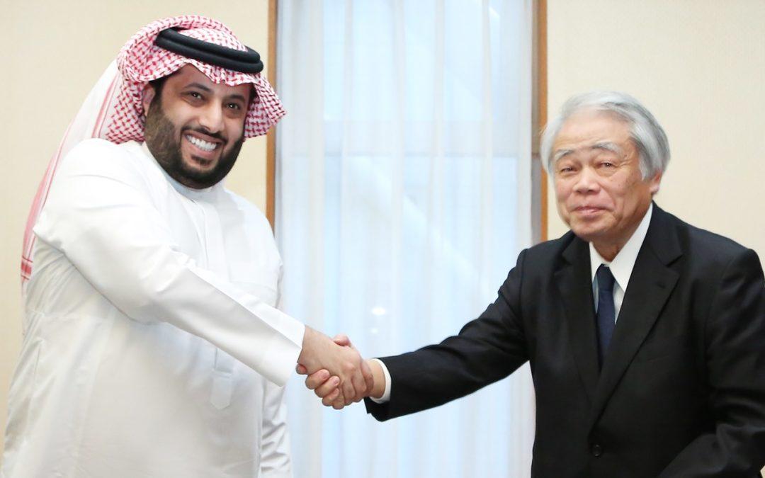 (العربية) برنامج المسابقات في التلفزيون الياباني«الحصن» بنسخة سعودية