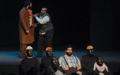 """Successo dello spettacolo kuwaitiano """"Attssa – Lo Starnuto"""", al Festival del Teatro in Giordania"""