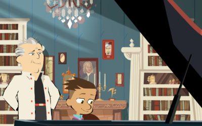 Tre televisioni pubbliche europee per una serie con un protagonista d'eccezione, Il Maestro Daniel Barenboim
