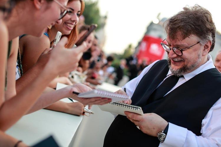 Guillermo del Toro  Presidente della Giuria internazionale del Concorso Venezia 75