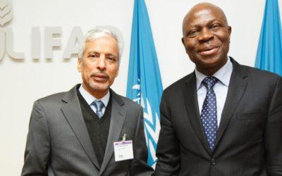 Siglato accordo tra Kuwait e IFAD: primo passo per una maggiore presenza dei Paesi del Golfo nello sviluppo sostenibile internazionale
