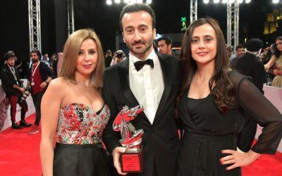 'Heaven Without People' (GHADA'A EL EID) Riceve un premio prestigioso negli USA.