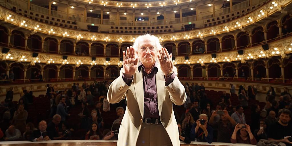 """Vittorio Storaro al  Masterclass del Bif&st 2018: """"Io, un eterno studente"""""""