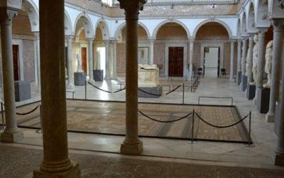 """(العربية) معرض للآثار الرومانيّة التونسيّة المحفوظة في مُتحف """"الأوفيتسي"""" بفلورنسا في متحف """"الباردو بتونس"""""""