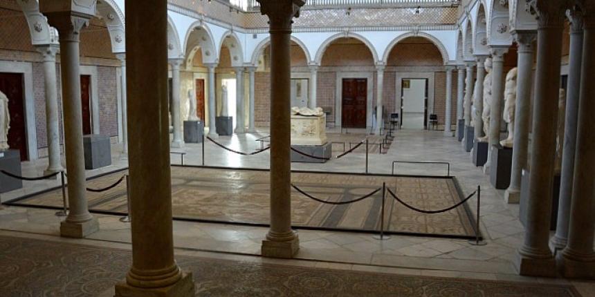 حوار مع مونيكا بارني نائبة رئيس إقليم توسكاني حول المعرض المقام في متحف الباردو بتونس