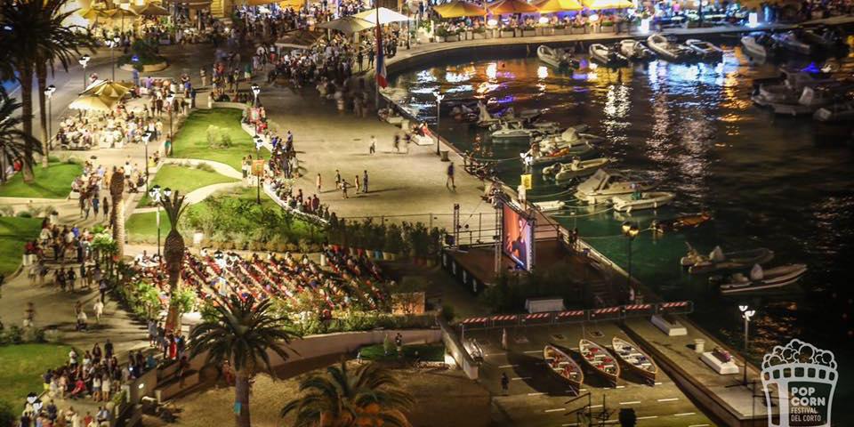 Tra sogni e realtà,  Pop Corn Festival del Corto 2018 a Porto Santo Stefano