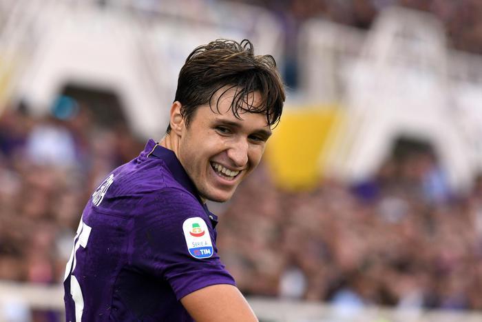 Con la media anni 23,79, la Fiorentina èsquadra più giovane d'Europa,seguono Magonza e Nimes