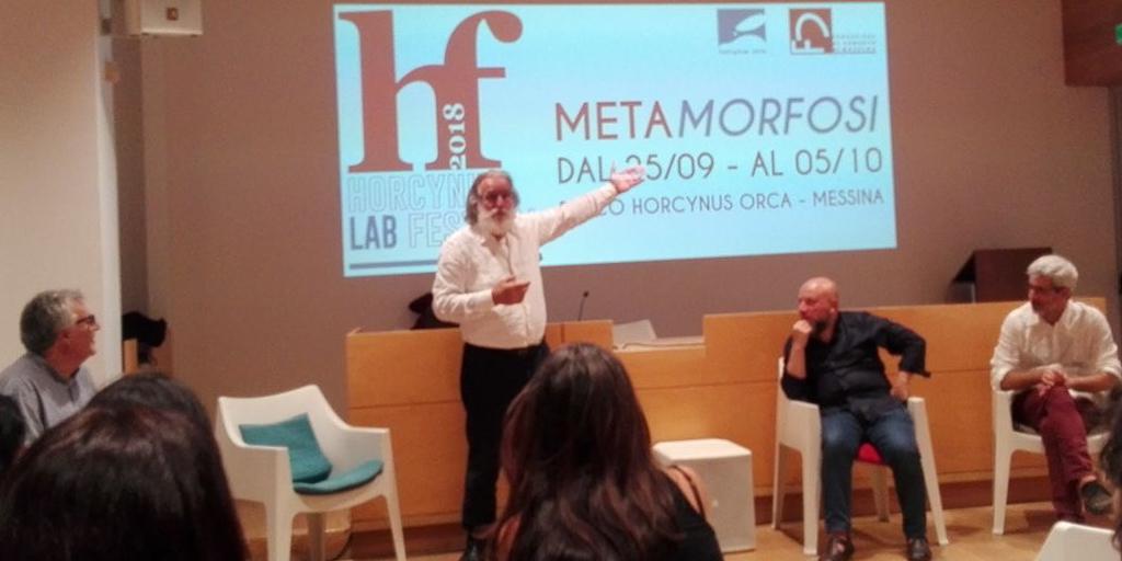 """Massimo Barilla:  """"Mimmo Cuticchio ha portato su di se le tradizioni millenarie del Cunto Siciliano"""""""