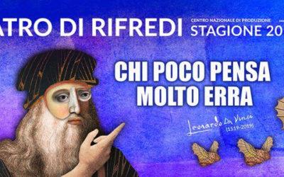 """مدير مسرح ريفريدي في فلورنسا: """"برنامج موسمنا الجديد متنوّع بعروض عالية الجودة"""""""
