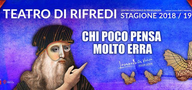 """Teatro Rifredi, Giancarlo Mordini: Cartellone composito e spettacoli di alta qualità"""""""