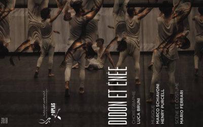 """عرض """"ديدون وإينيّا"""" على مسرح الأوبرا ضمن قطب الباليه والفنون الكوريوغرافية بأيام قرطاج المسرحية"""