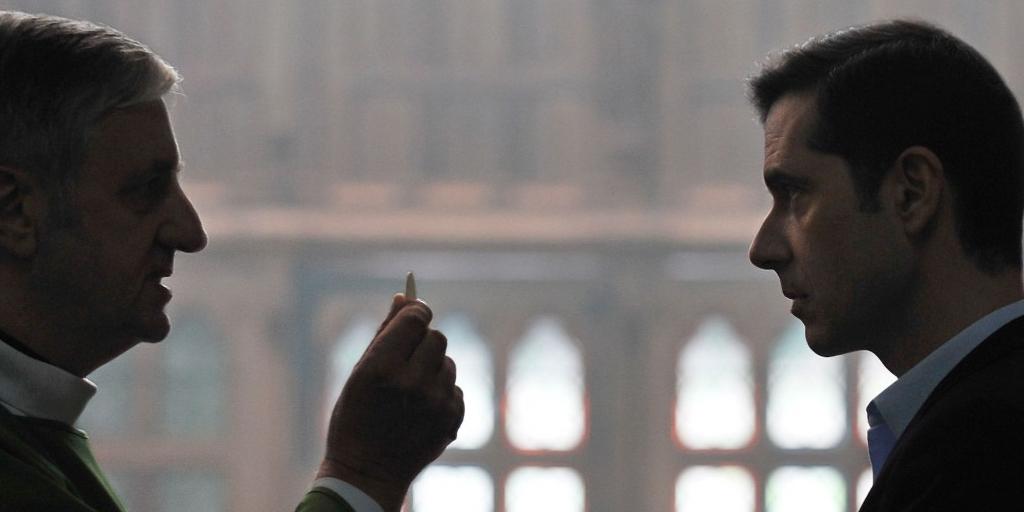 المخرج الفرنسي فرانسوا أوزون  فاز بجائزة لجنة التحكيم الخاصّة، ويقول: « فيلمي ينتصر لضحايا الاغتصاب »
