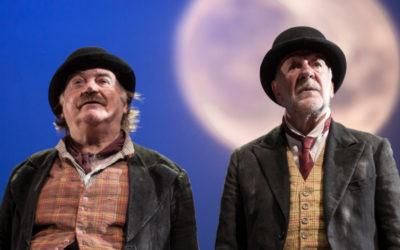 Aspettando Godot di Samuel Beckett al teatro della Pergola con la regia di Maurizio Scaparro