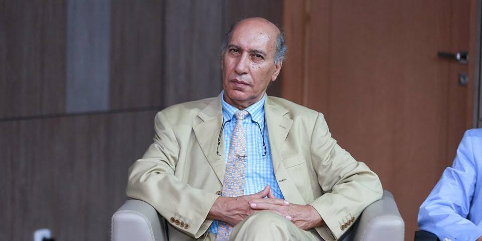"""Conversazione con lo scrittore tunisino """"Abu Bakr al-Ayadi"""" alla """"Città della Cultura"""" di Tunisi"""