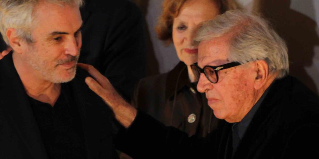 """جائزة اليونسكو إلى المايسترو پاولو تافياني: """"أُعدّ لإنجاز فيلمي الجديد"""""""