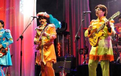 REVOLUTION, The Beatles musical by THE BEATBOX al Teatro Verdi di Montecatini