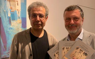 """Nouri al Jarrah legge """"La Commedia Damascena"""" durante il festival """"Dante 2021"""" a Ravenna"""