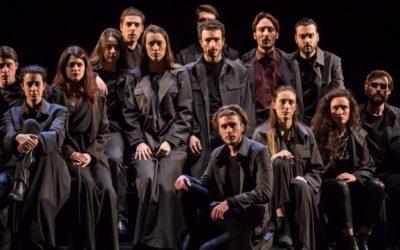 Intervista  al giovane attore Lorenzo Volpe, del gruppo INuovi del teatro Niccolini di Firenze