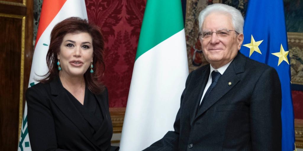 """سفيرة العراق لدى إيطاليا: """"علاقاتنا مع روما عريقة والثقافة جسرٌ هام لتقويتها"""