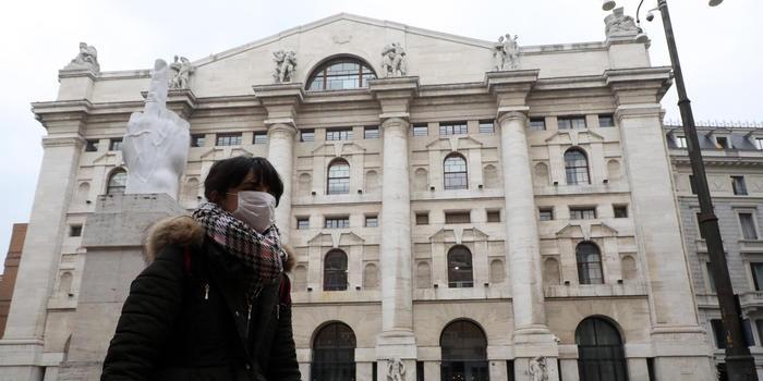 Coronavirus: Milano sotto pressione, spread risale oltre i 200