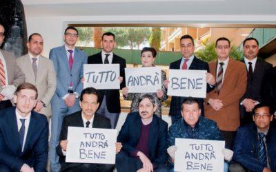 """L'Ambasciatore dell'Iraq in Italia: """"La comunità irachena aderisce all'iniziativa italiana """"TUTTO ANDRA' BENE"""","""