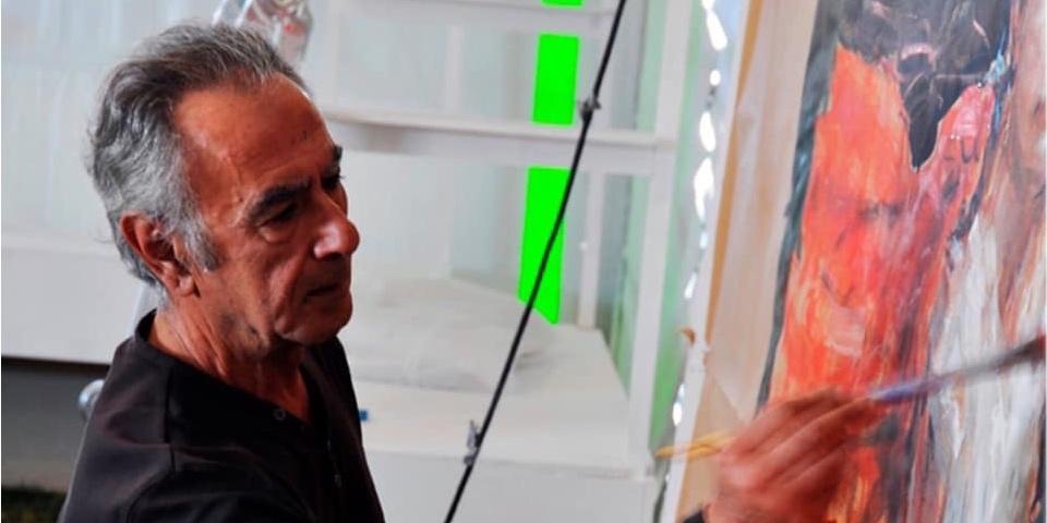 """زهير الجزاىري عن فقيد الفن العراقي: """"صلاح چياد، الرسم يزيح الكلمة""""…"""