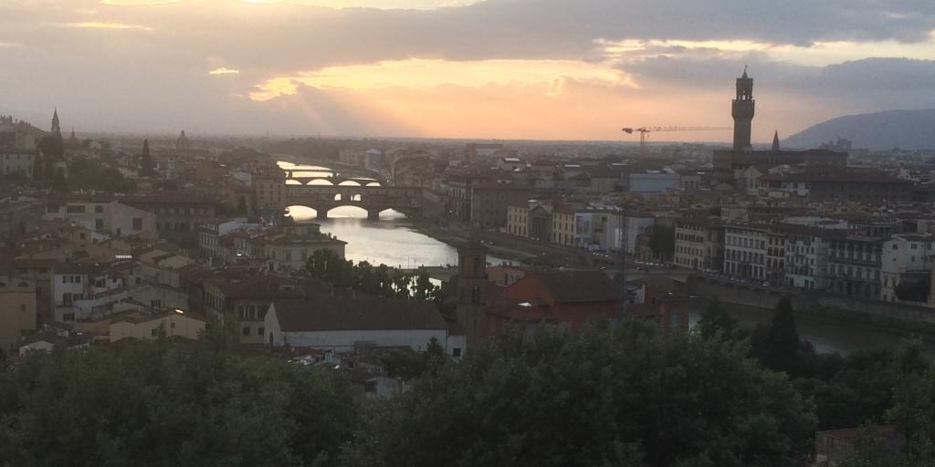 La Cultura Fiorentina nei tempi del CoronaVirus, Resilienza e contatto permanente con il mondo