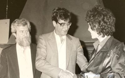 La poesia nel tempi del CoronaVirus, Intervista con il poeta Alfredo Allegri