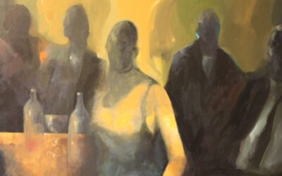"""L'artista iracheno Kadhum al Dakhi: """"Noi non abbiamo abbandonato la patria, ma sono stati i politici a cacciarci"""""""