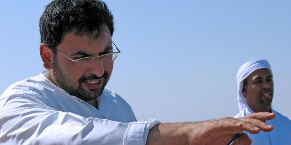 """السينمائي الإماراتي سعيد الظاهري: """"السينما أنقذتني من آلام مريرة في الأمعاء"""""""
