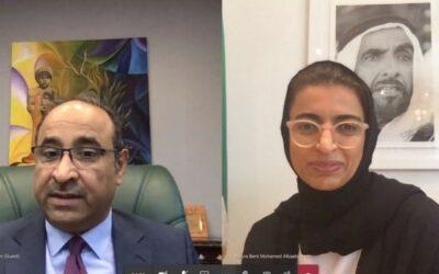مستجدات إعادة إعمار الجامع النوري في الموصل في اتّصال بين وزيري الثقافة في الإمارات والعراق