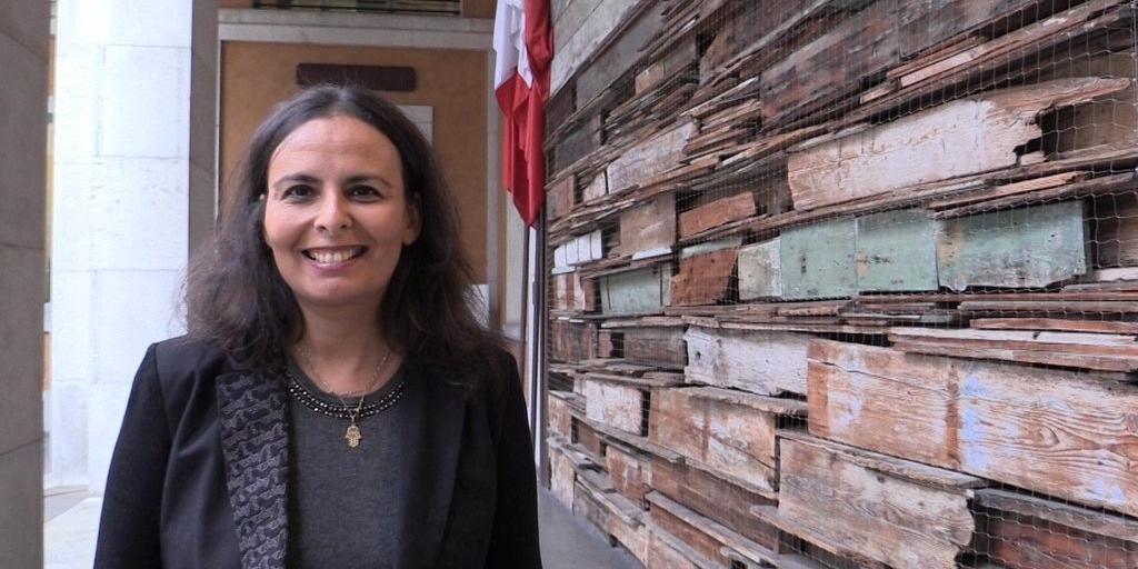 """Leila El Houssi, Fiera e fortunata di essere Italo-Tunisina"""""""