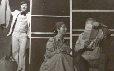 """المسرحي سعد عبّاس : """"الأكاديمية صباحاً، وفي المساء كانت فِرَقُنا مدارس اختصاص"""""""