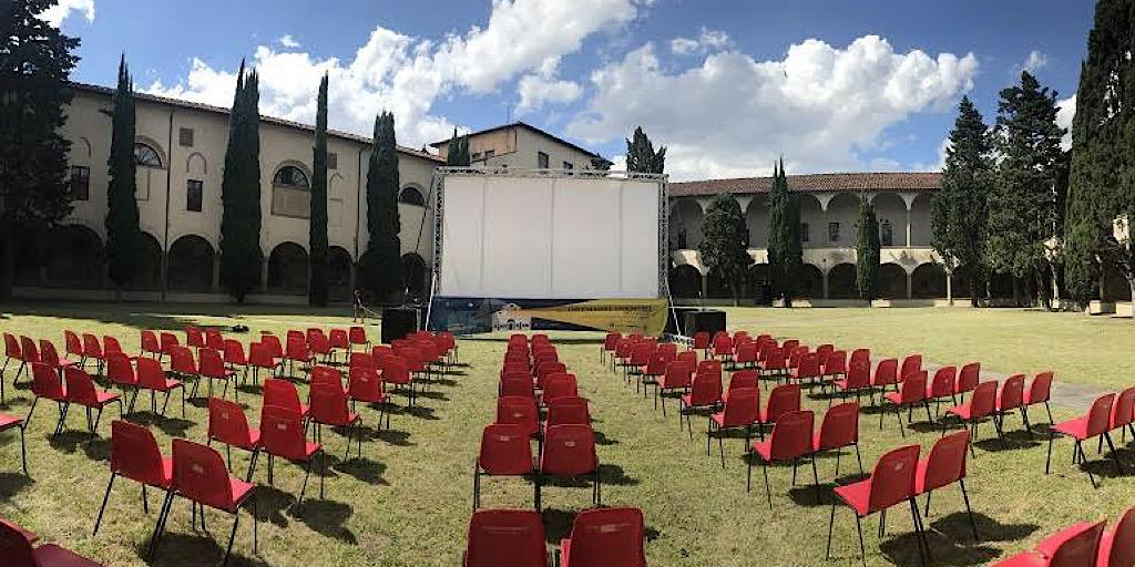 Il Cinema nel Chiostro