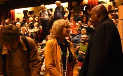 Alessandra Speciale, Parla del festival del cinema Africano, d'Asia e America Latina di Milano