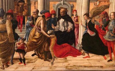 ﭘوليتّيكو گريفوني … عملٌ فنّي عظيم يعود إلى مهده في بولونيا بعد مرور قرون ثلاثة.