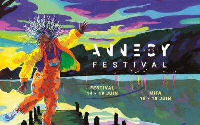 مهرجان آنيسي للرسوم المتحرّكة الـ61 وحديثٌ مع الفنان المصري محمّد غزالة